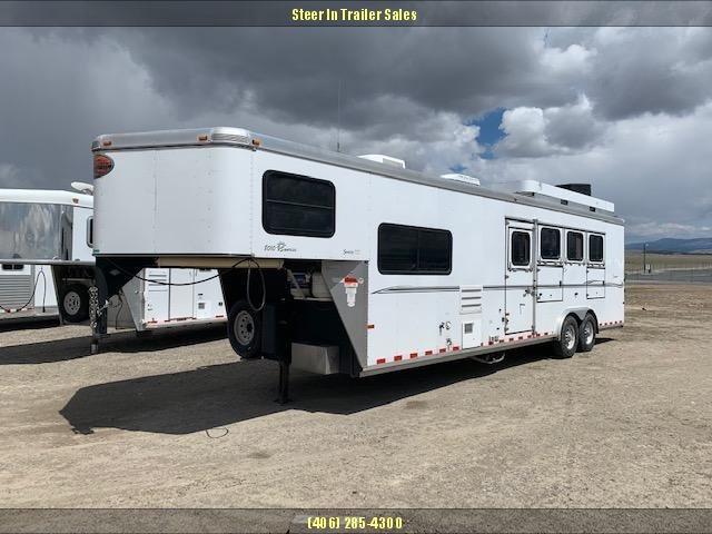 2007 Sundowner 4 Horse LQ Trailer