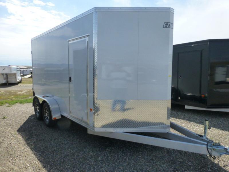 2016 E-Z Hauler 7x14EZ Enclosed Cargo Trailer