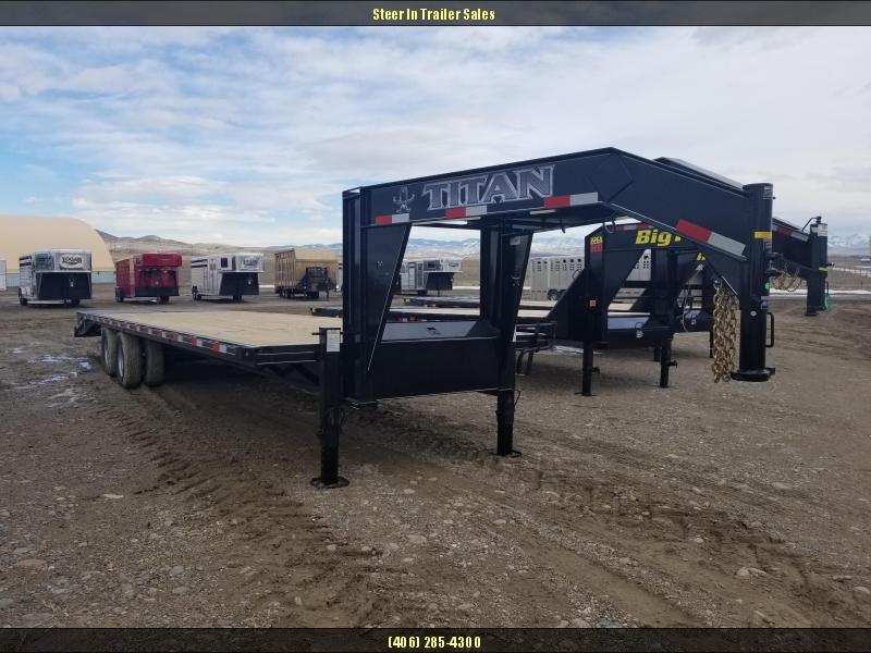 2018 Titan 26+6 RuffNeck Equipment Trailer