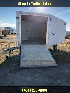 2019 Mission 101X12 Snowmobile Trailer