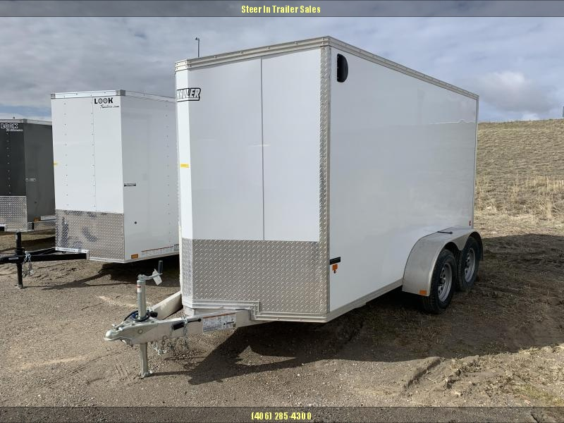 2019 EZ Hauler 6X12 Enclosed Cargo Trailer