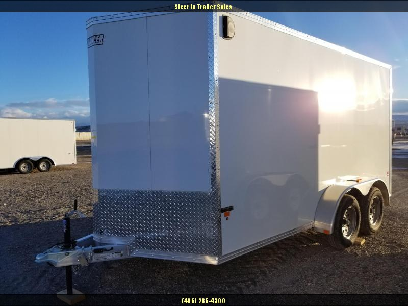 2018 EZ Hauler EZEC 7X14 Enclosed Cargo Trailer