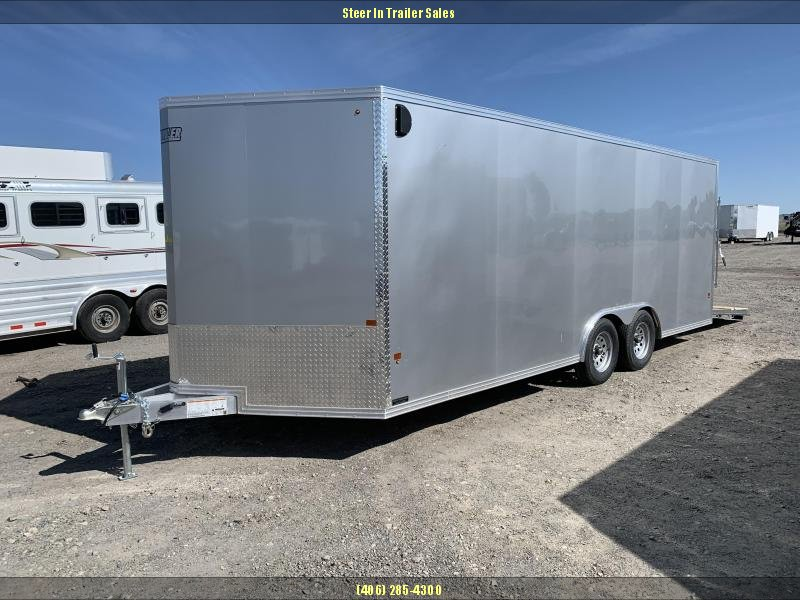 2019 EZ Hauler EZEC8X20-IF Enclosed Cargo Trailer