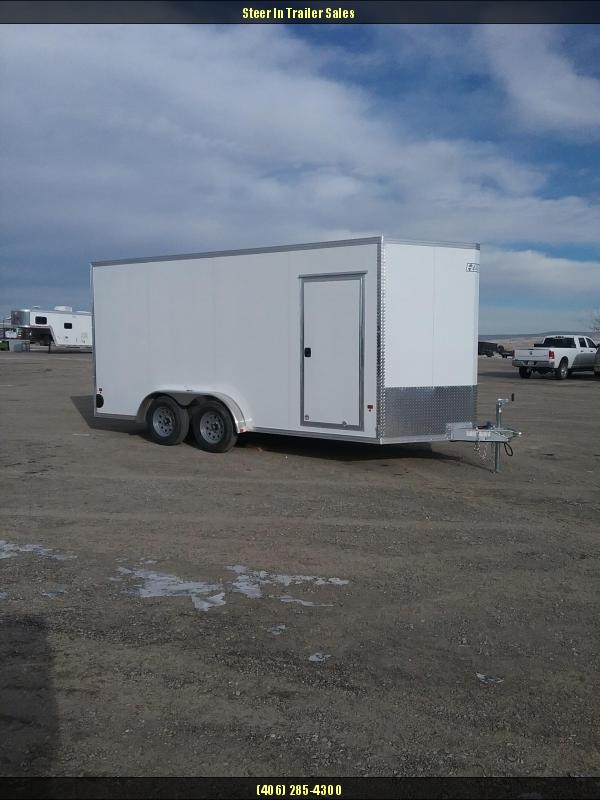 2019 EZ Hauler 7.5 X 16 Enclosed Cargo Trailer