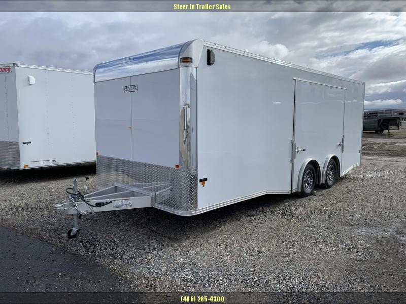 2019 EZ Hauler EZEC8X24ADV-IF Enclosed Cargo Trailer