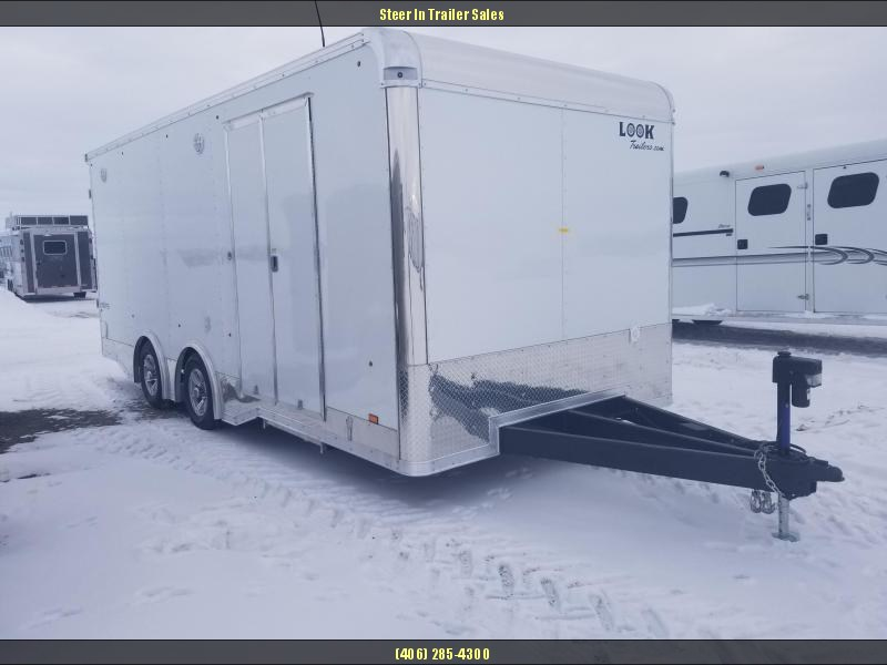 2018 Look Ignite 8.5X20 Car / Racing Trailer