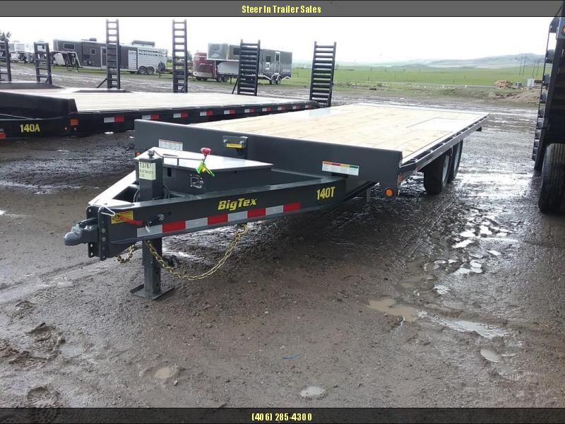 2019 Big Tex Trailers 14OT Equipment Trailer