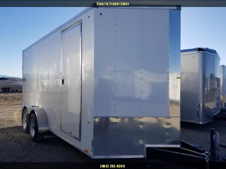 2018 Look EWLC7X16TE3 Enclosed Cargo Trailer