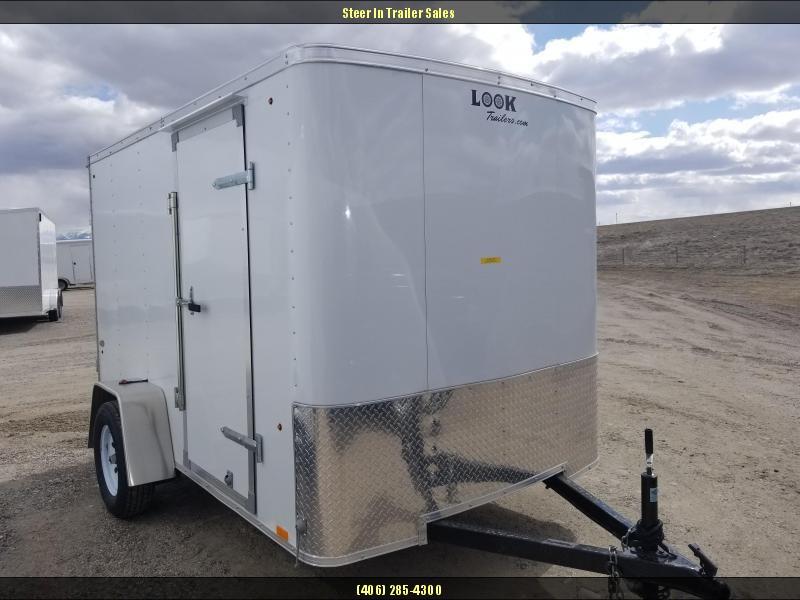 2018 Look Trailers STLC6X10SI2  Cargo Trailer