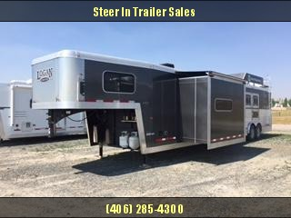 2019 Logan Coach 814 SELECT LQ 4 Horse