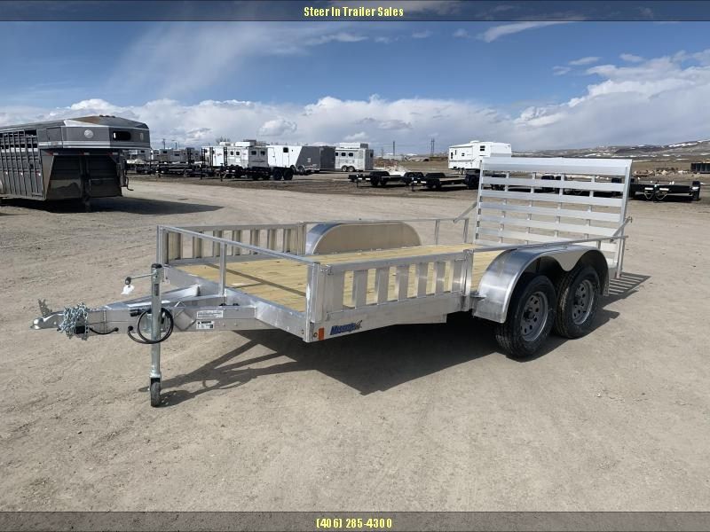 2019 Mission MLS 6.5X14  Equipment Trailer