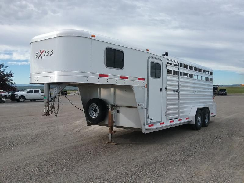 2013 Exiss Trailers STC 20 Trailer