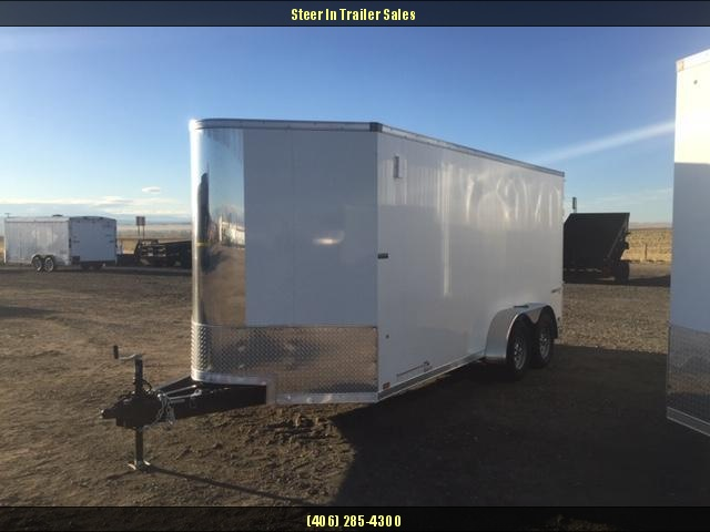 2019 Pace 7X16 Enclosed Cargo Trailer