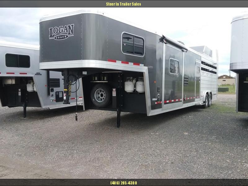 2018 Logan Coach 812 LIMITED Stockman Combo LQ