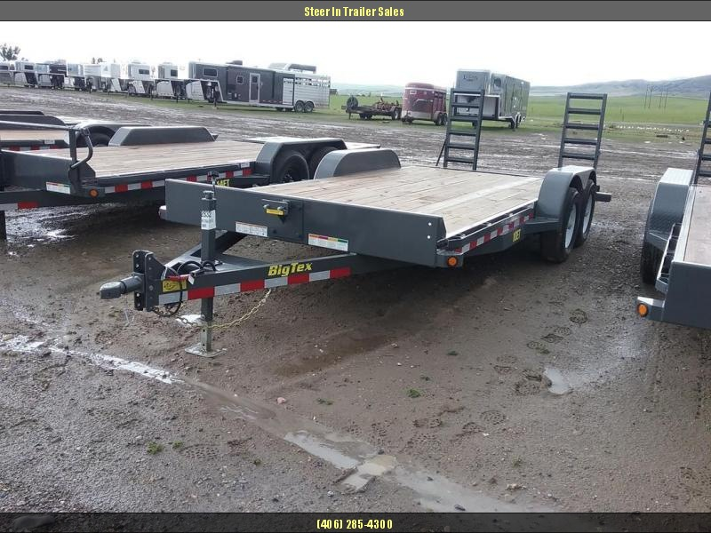 2018 Big Tex Trailers 10ET Equipment Trailer