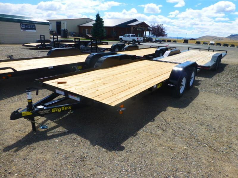 2018 Big Tex Trailers 60CH-16 Car Hauler