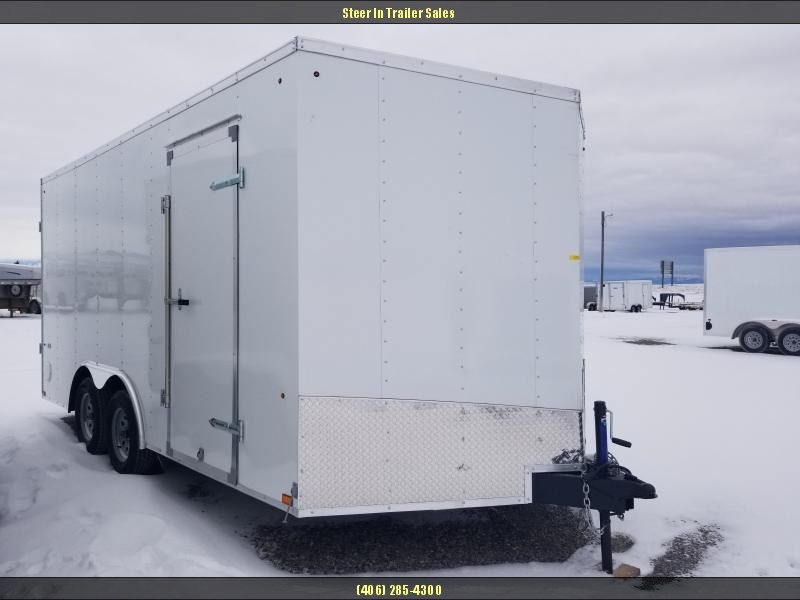 2018 Look ST85X16TE2 Enclosed Cargo Trailer