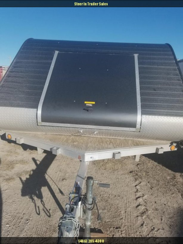 2013 Triton 2 Place Snowmobile Trailer
