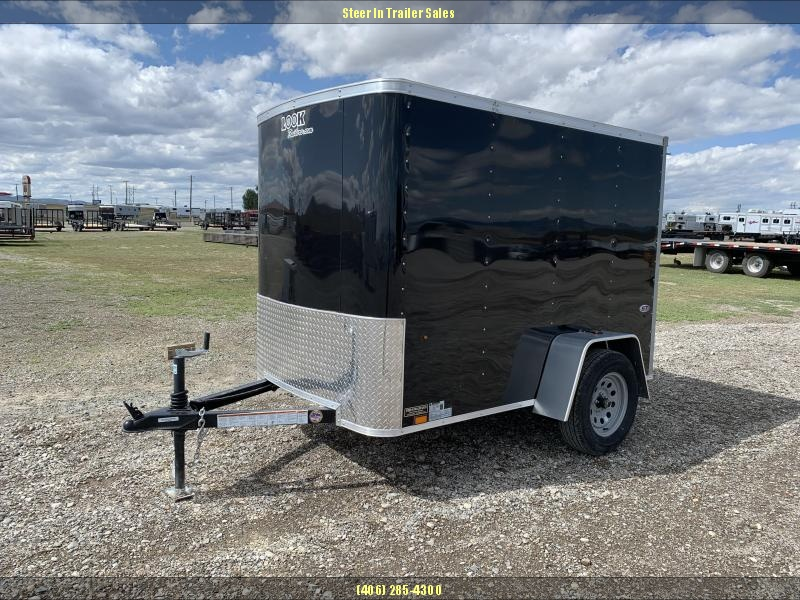 2020 Look 5X8 Enclosed Cargo Trailer