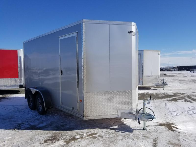 2018 EZ Hauler EZEC7X14-IF Enclosed Cargo Trailer