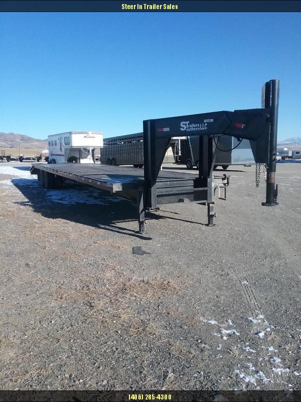2013 Other TL-Livestock Flatbed Trailer