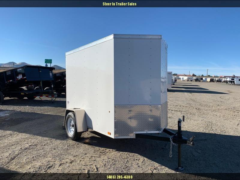 2019 Look 5X8 Enclosed Cargo Trailer