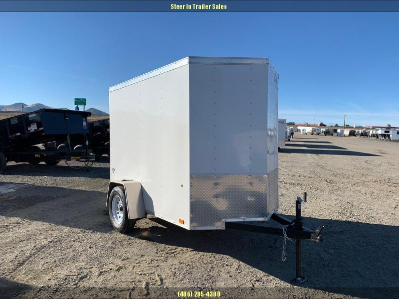 2019 Look 5X8 Enclosed Cargo Trailer