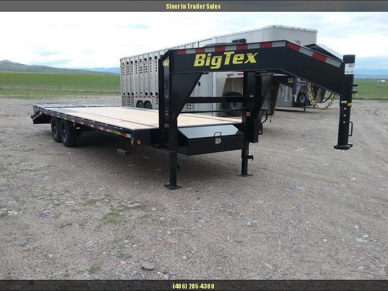2019 Big Tex 14GN 25+5