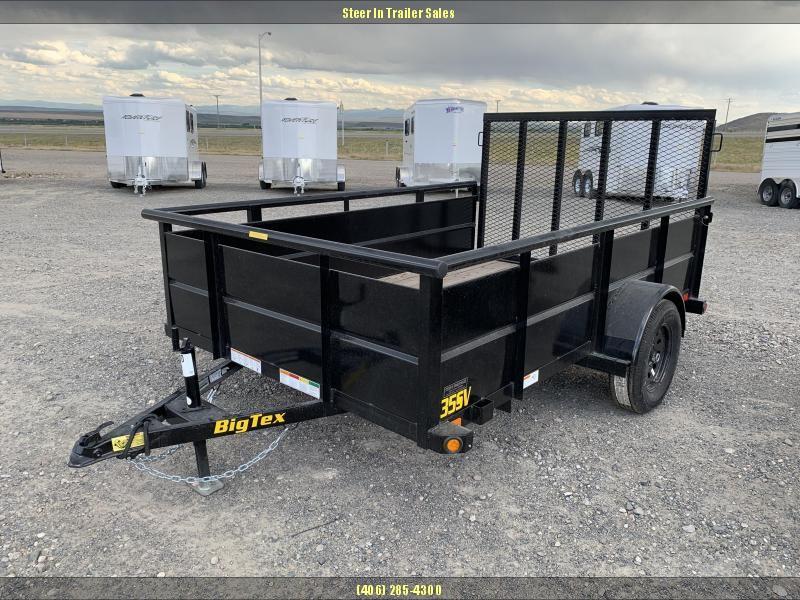 2020 Big Tex Trailers 35SV-10 Utility Trailer