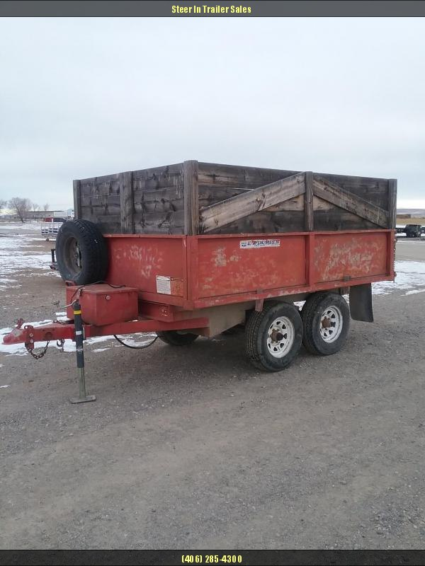 1996 Valley Dump Trailer