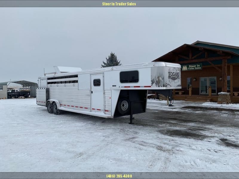 2019 Logan Coach 5H Razor w/ Full Rear Tack