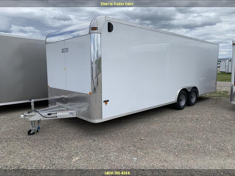 2019 EZ Hauler 8X24 Enclosed Cargo Trailer