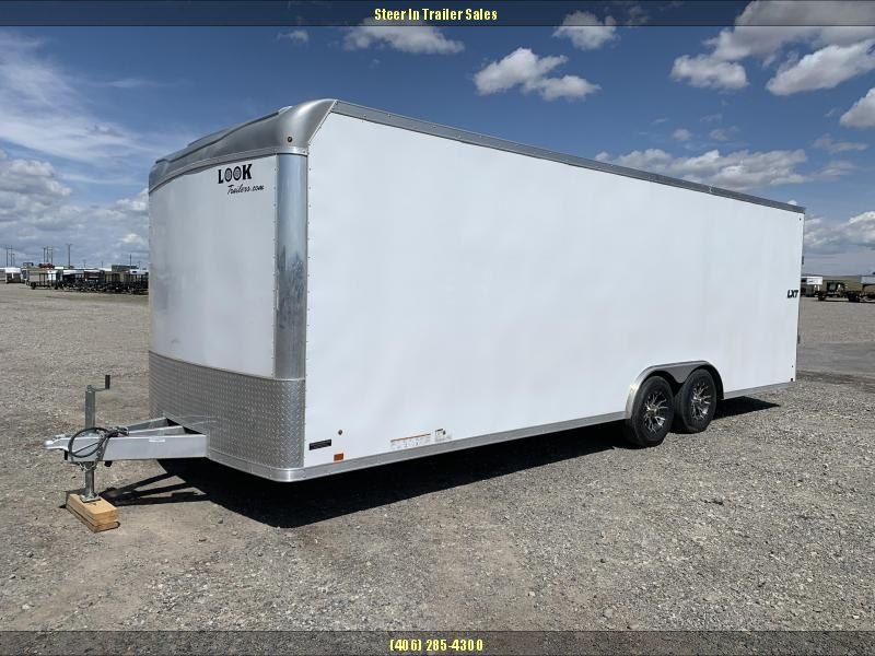 2017 Look Trailers 8.5X24LXT Enclosed Cargo Trailer