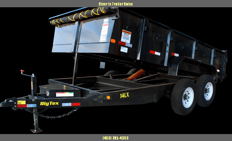 2019 Big Tex Trailers 14LX-14