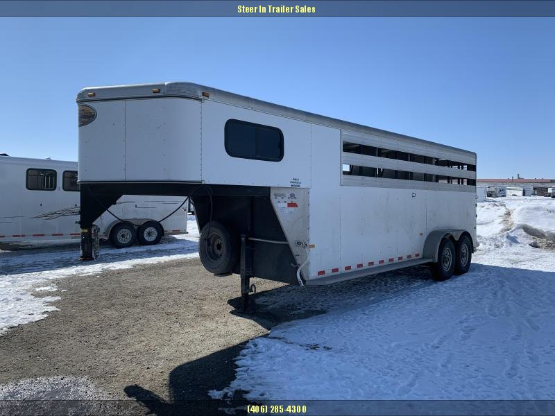 2004 Sundowner 4 Horse Trailer