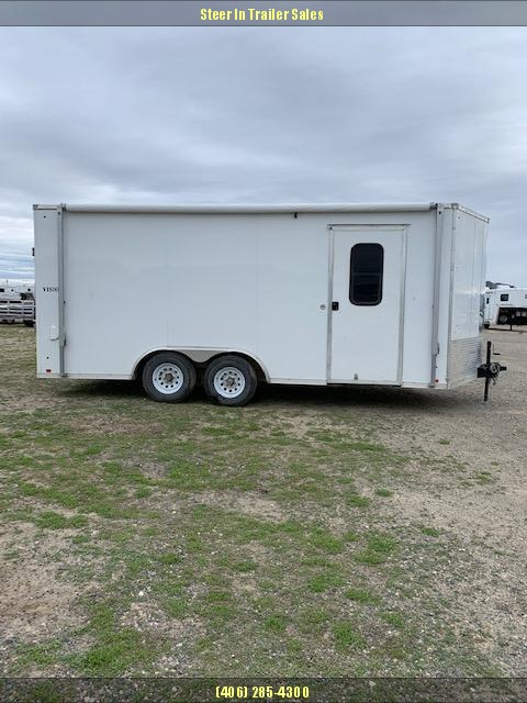 2017 Look 8.5X18  Enclosed Cargo Trailer
