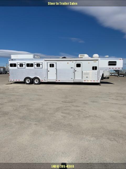 2006 4-Star Trailers 4H LQ Horse Trailer