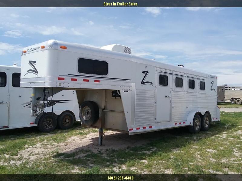 2004 C&C 4H Horse GOOSENECK