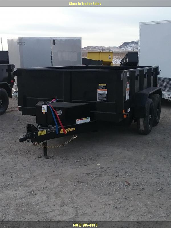 2019 Big Tex 90SR 6x10 Dump Trailer
