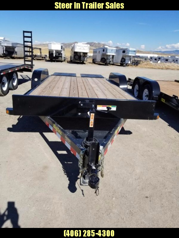 2017 Big Tex Trailers 10ET 7X18 Equipment Trailer