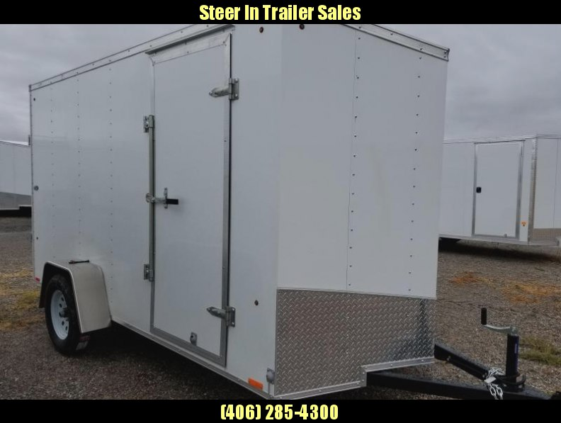 2018 Look ST 6X12 Cargo Trailer