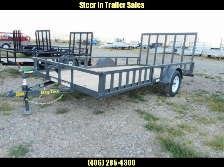 2018 Big Tex  35SA-14-RSX Utility Trailer