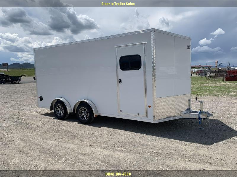 2019 EZ Hauler 7.5X16-IF Enclosed Cargo Trailer