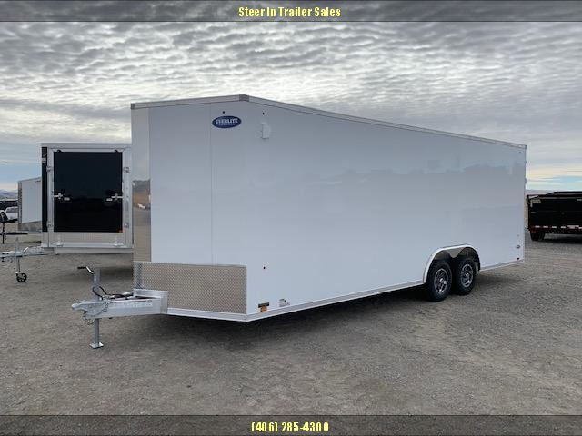 2019 Look 8.5X24 Enclosed Cargo Trailer