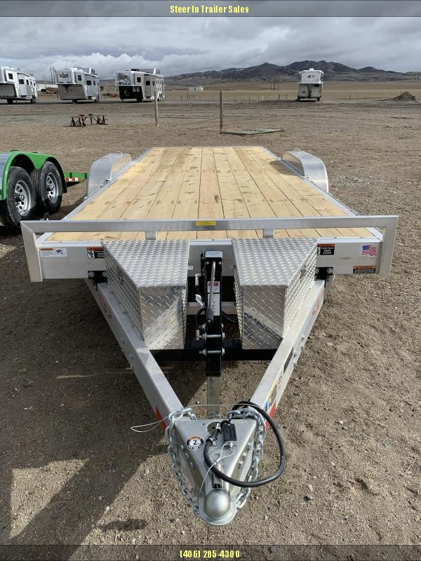 2019 H&H SPEEDLOADER Car / Racing Trailer