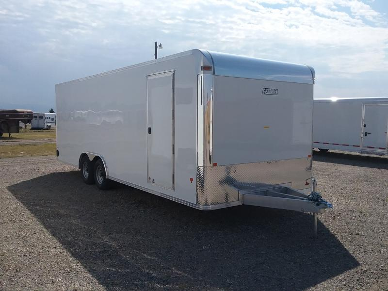 2019 EZ Hauler 8X24 Car / Racing Trailer