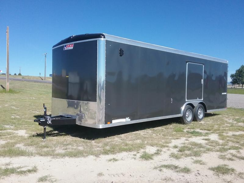 2019 Cargo Express CS85X24  Enclosed Cargo- LOADED