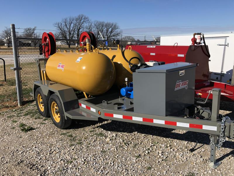2018 Sage Oil Vac Lube Trailer