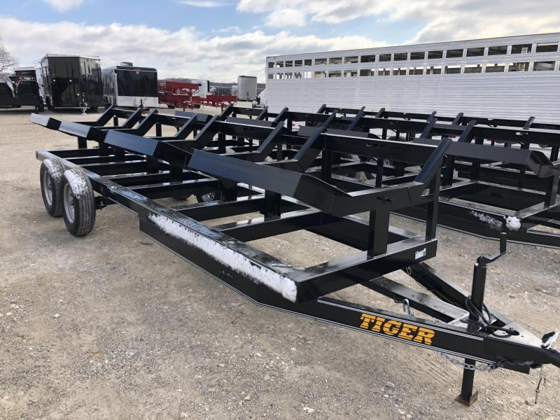 2019 Tiger 48X20 4 Bale Other Trailer