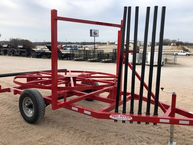 2018 Brand M Trailers Spool Trailer